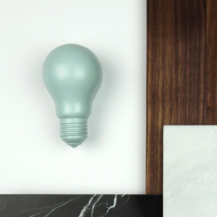 Bild Glühbirne für Konzeptmenü