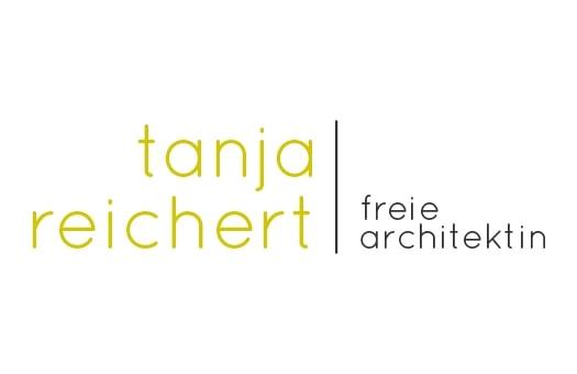 Corporate Logo für eine freie Architektin in Grün und Schwarz