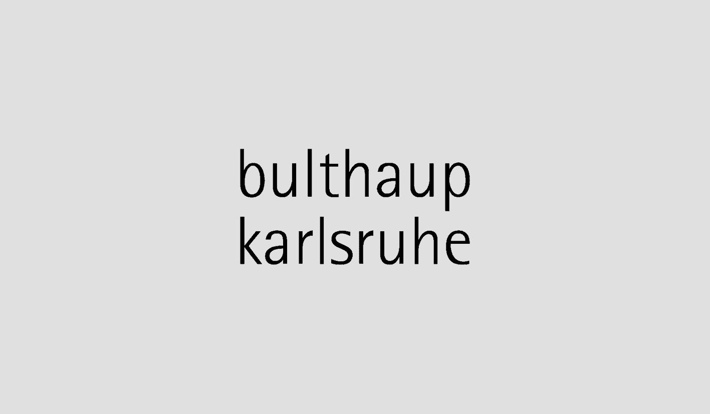Referenzen bulthaup Karlsruhe