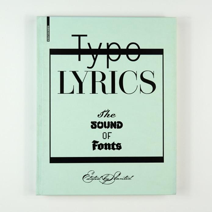 Slanted Typolyrics Jill Wentz