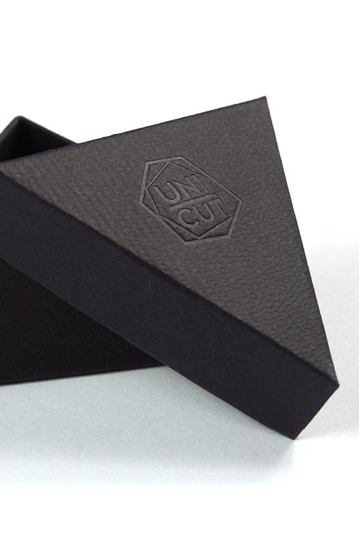 Gestaltung Produktverpackung für Schmuck aus Naturdiamanten