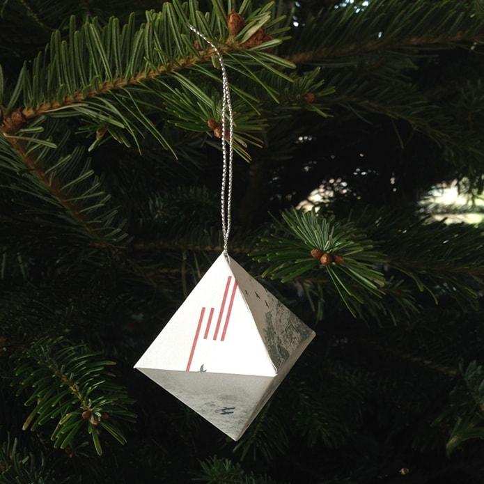 Weihnachtsgeschenk für Kunden zum selbst basteln