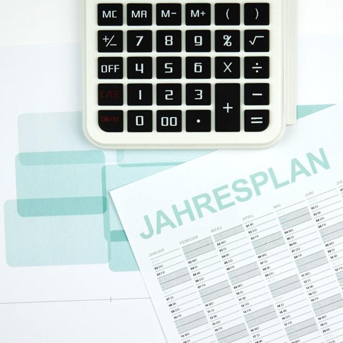Marketing Plan, Kalkulation und Zielgruppen