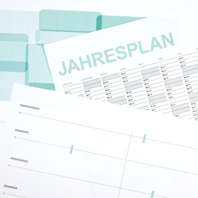 Jahresplan, Polaritätstest und weitere Analysen für Marketingstrategie