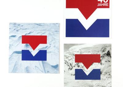 Gestaltung Weihnachtskarten Vincon GmbH